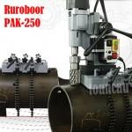 Bộ gá khoan ống PAK-250