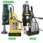Khoan từ Powerbor PB100E và JEI HM100