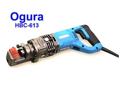 Máy cắt sắt cầm tay Ogura HBC-613