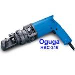 Máy cắt sắt thủy lực cầm tay HBC-316