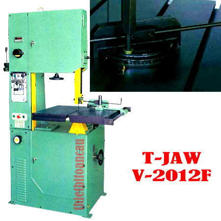 Máy cưa 3HP Inverter V-2012F T-JAW Đài Loan