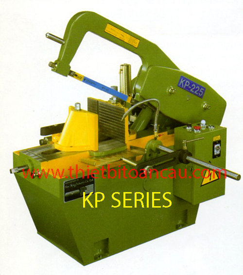 Máy cưa cần thủy lực KP-380