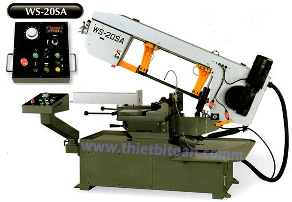 Máy cưa kim loại bán tự động WS-20SA