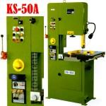 máy cưa lọng bàn tự động thủy lực KS-50A
