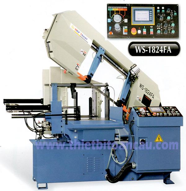 Máy cưa vòng tự động WS-1824FA