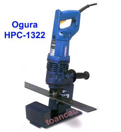 Máy đột lỗ thủy lực HPC-1322