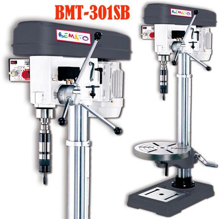 Máy khoan bàn 9 tốc độ có ta rô BMT-301SB Bemato Đài Loan
