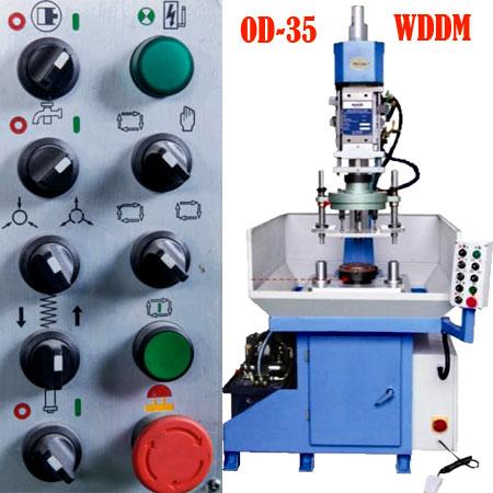 Máy khoan bàn thủy lực OD-35 WDDM