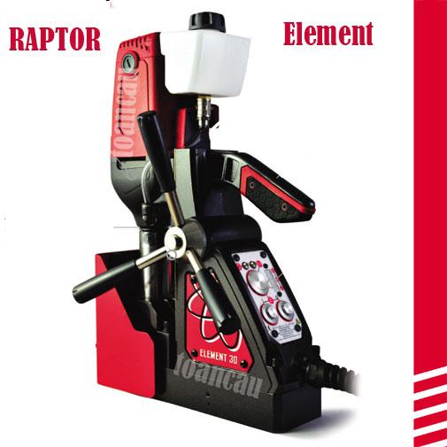 Máy khoan từ Raptor