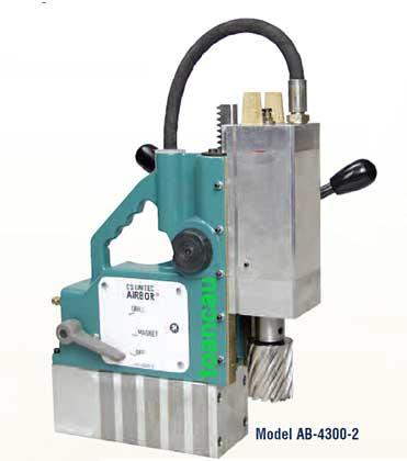 Máy khoan từ dùng hơi AB-4300