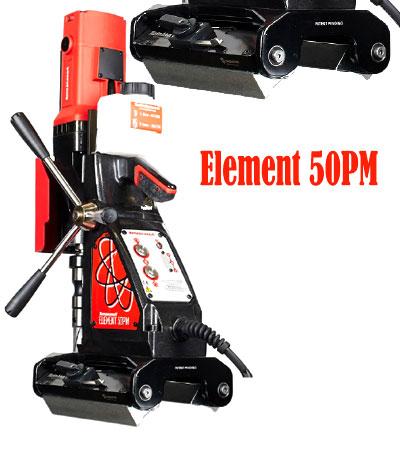 Máy khoan từ khoét lỗ ống Element 50PM