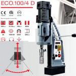 Máy khoan từ xoay ECO100-4D