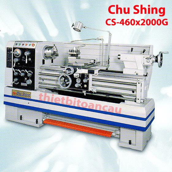 Máy tiện kim loại Chu Shing CS-660