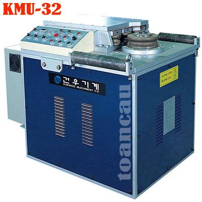 Máy uốn cung tròn KMU-32 Hàn Quốc