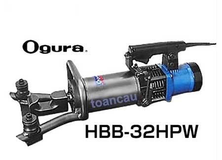 Máy uốn sắt cầm tay HBB-32HPW