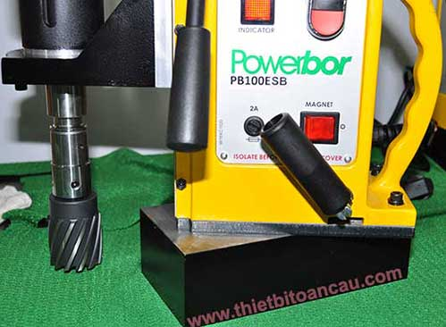 Sửa máy khoan từ đế xoay PB100ESB