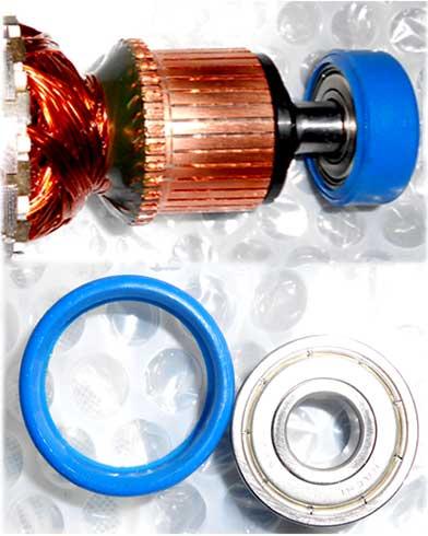 Vòng đệm rotor máy khoan từ