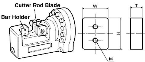Kích thước lưỡi cắt sắt máy cầm tay Nhật