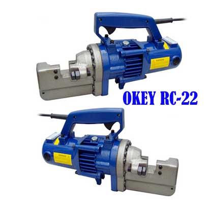 Máy cắt sắt thủy lực giá rẻ 22mm