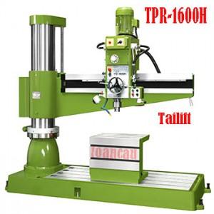 Máy khoan cần Tailift 5Hp TPR-1600H Đài Loan