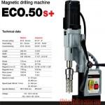 Máy khoan đế từ có bảo vệ ECO.50S+ Euroboor Hà Lan