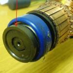 Cảm biến nhiệt máy khoan từ Powerbor PB70