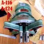 Đầu ta rô có điều chỉnh 4 mũi A-116, A-124