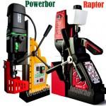 máy khoan từ Raptor Powerbor
