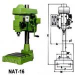 Máy taro tự động NAT-16