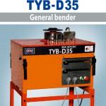 Máy uốn bẻ đai sắt TYB-D35