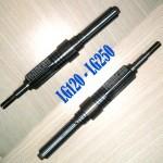 trục hành trình máy khoan bàn LG120 và LG250