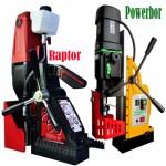 Các loại máy khoan từ 100 Powerbor Raptor