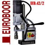 Máy khoét lỗ 40mm ECO.42/2 Euroboor Hà Lan